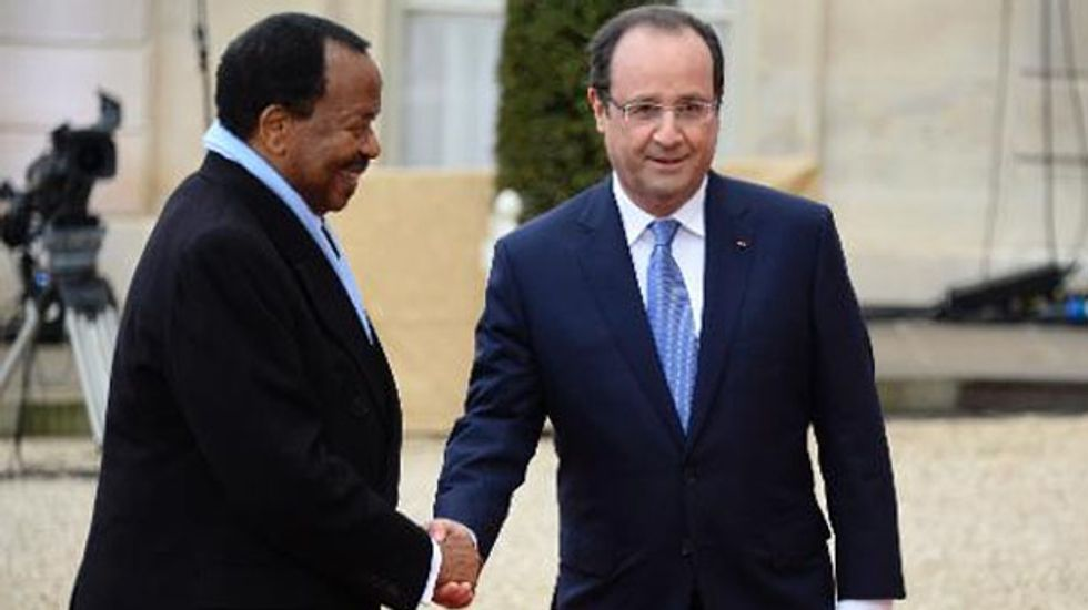 France-Africa summit opens in shadow of Nelson Mandela's death
