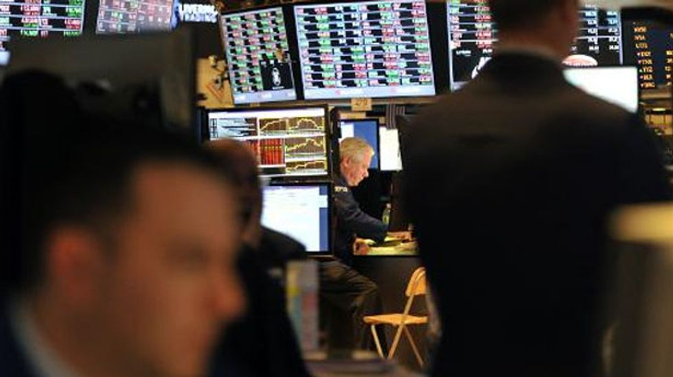 U.S. stocks surge after solid job creation report