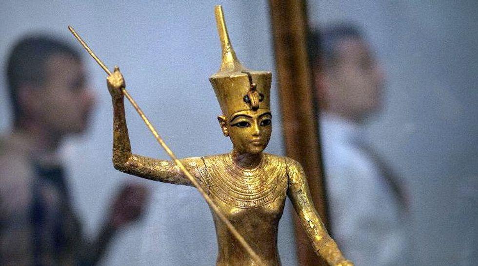 Statue of pharaoh Tutankhamon's sister stolen during 2011 Egyptian riots recovered