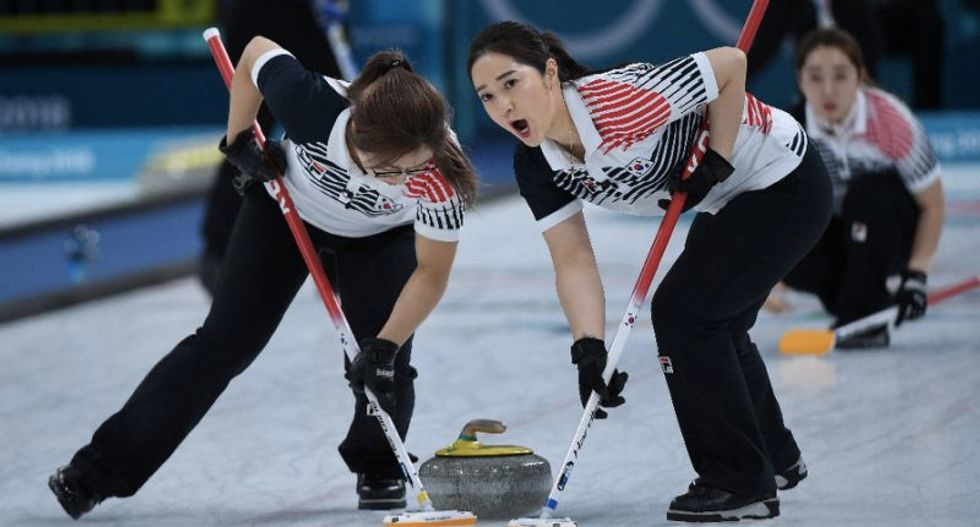 Korean coaches 'stole tens of thousands' from Olympic curling team