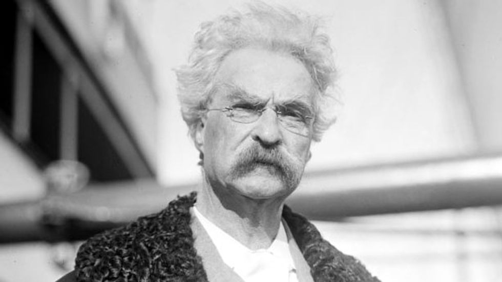 150-year-old Mark Twain stories discovered by Berkeley scholars