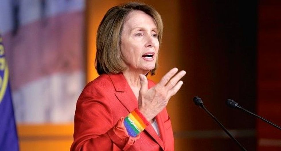 Congress to receive 28 classified pages of 9/11 report today: Pelosi