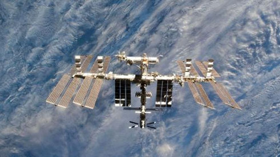 NASA postpones cargo mission for space station repairs