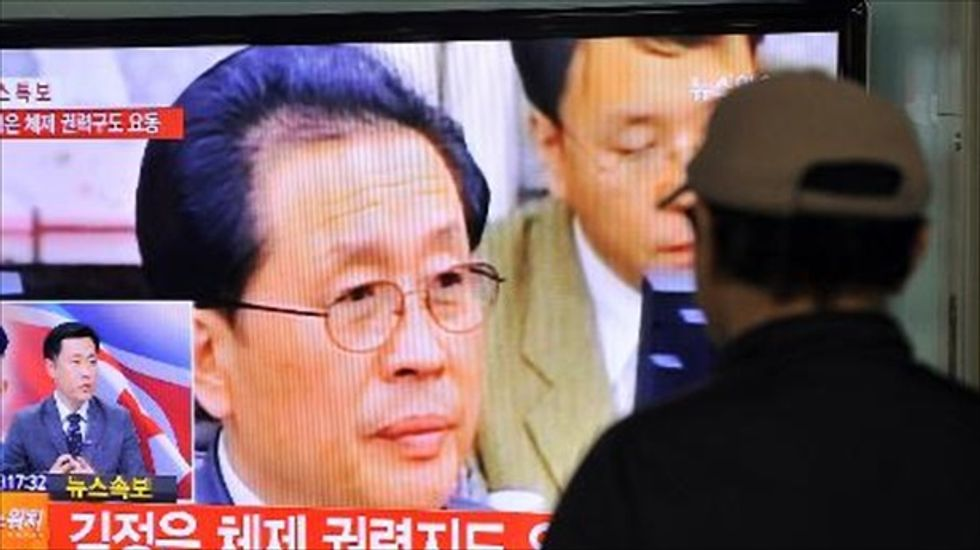 North Korea puts on a show after execution of Kim Jong-un's uncle