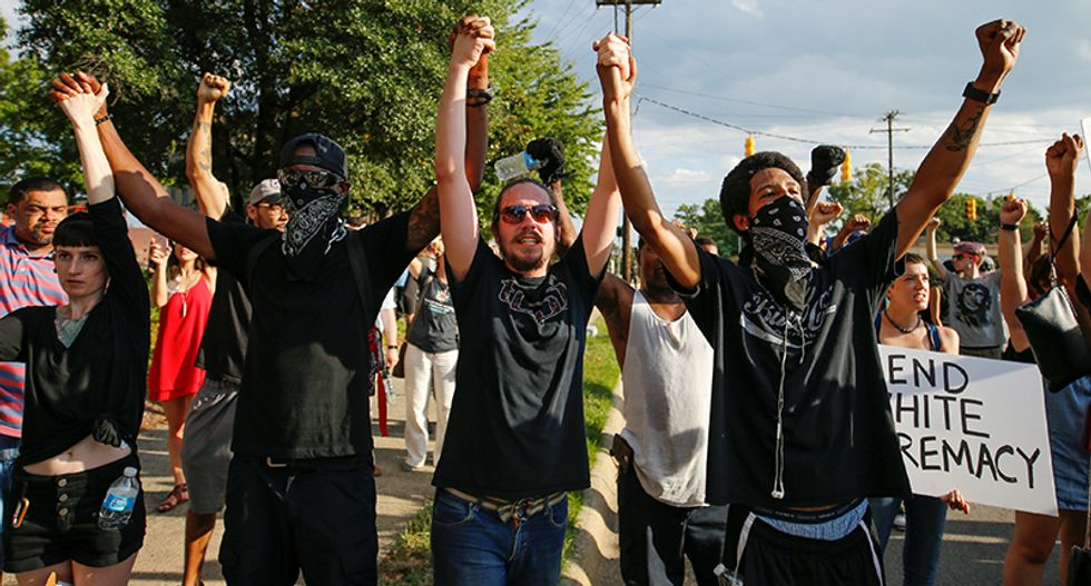 White supremacists protests leave US cities scrambling to balance safety and free speech