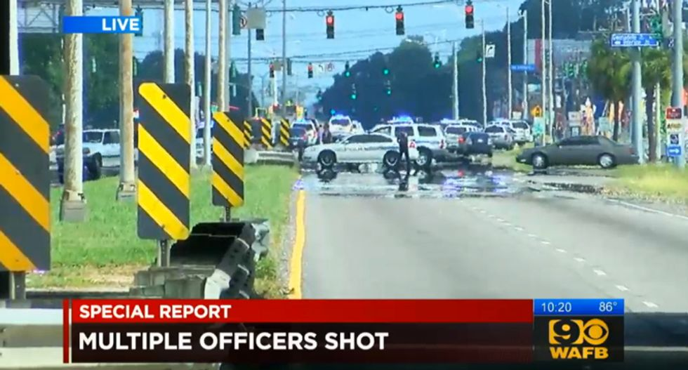 WATCH: Live coverage of Baton Rouge police shooting