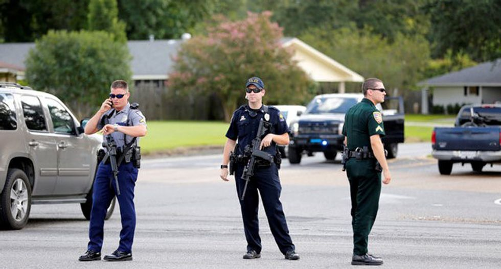 UPDATED: Baton Rouge police kill suspect in fatal shooting of three officers