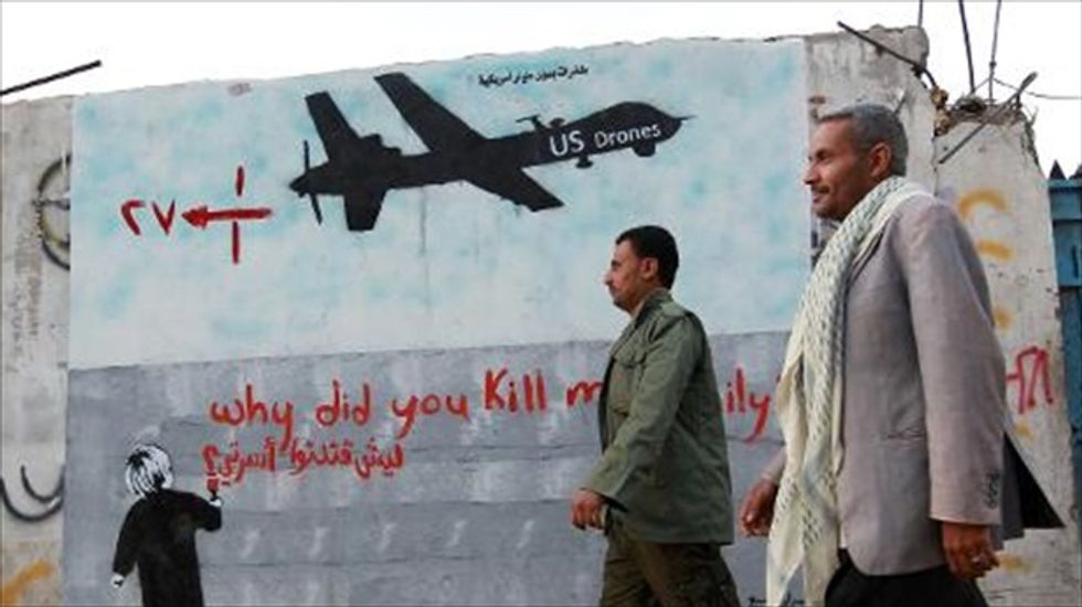 U.S. drone strikes in Yemen likely to continue despite parliamentary ban
