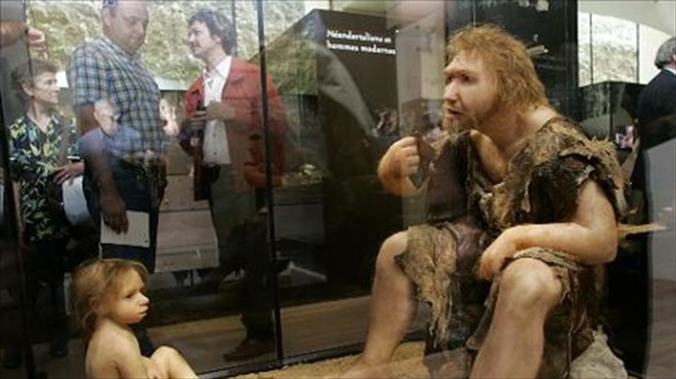 Researchers: Neanderthals cared for and buried their elders