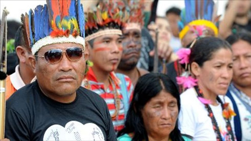 Brazilian tribe tells Coca-Cola: Buy supplies away from our ancestral land