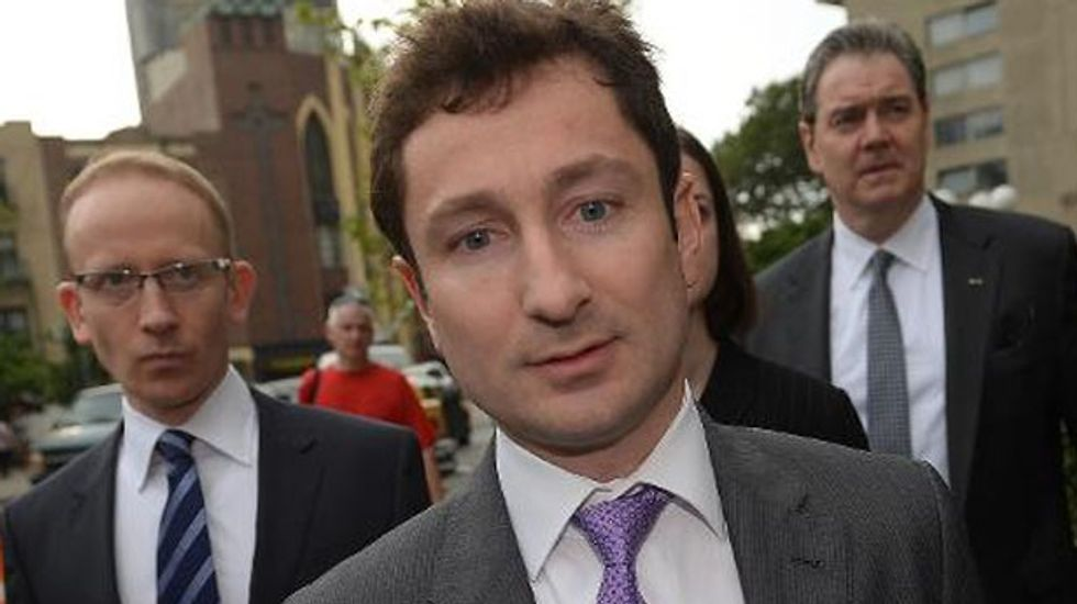 U.S. seeks $1.1 million from ex-Goldman Sachs trader Fabrice Tourre