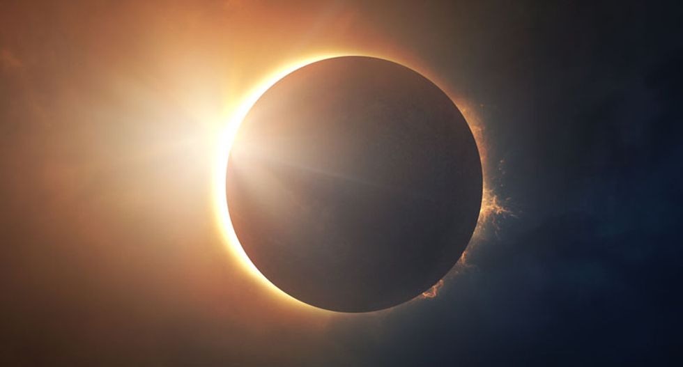 WATCH LIVE: NASA's coverage of Monday's total solar eclipse