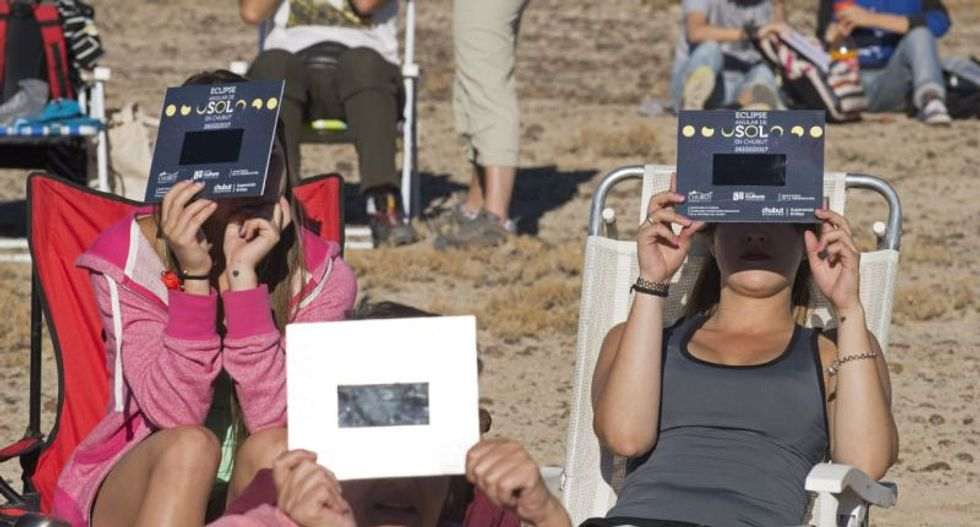 How to safely watch a solar eclipse without damaging your eyes
