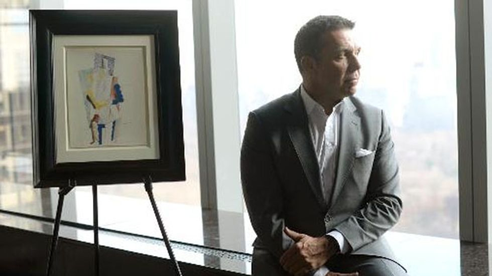 Pennsylvania man spends $135 in charity raffle and wins $1 million Picasso painting