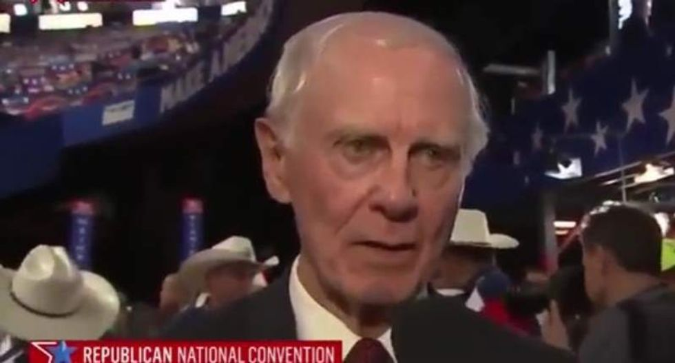 Ex-Republican lawmaker rips RNC 'brownshirts' for stifling #NeverTrump demands