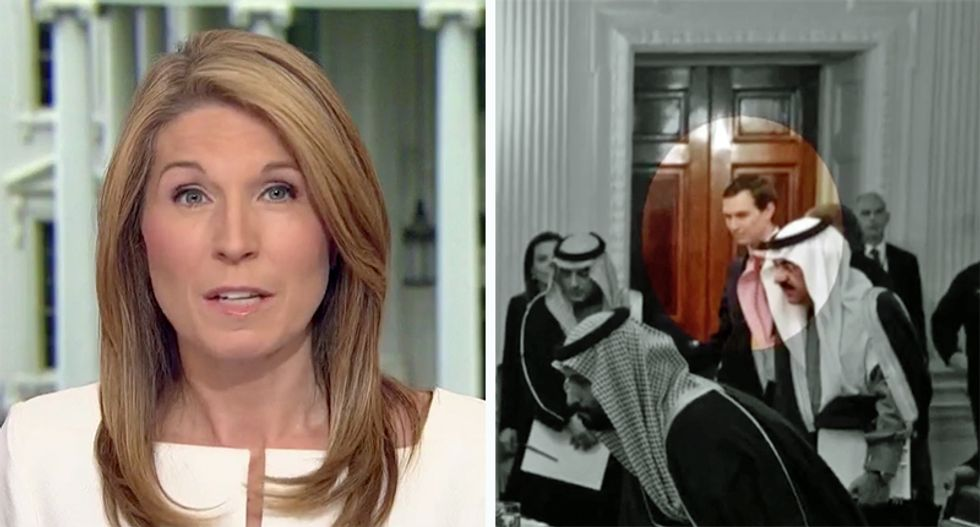 WATCH: Nicolle Wallace breaks down why Jared Kushner's Saudi role represents a 'national security crisis' for Trump
