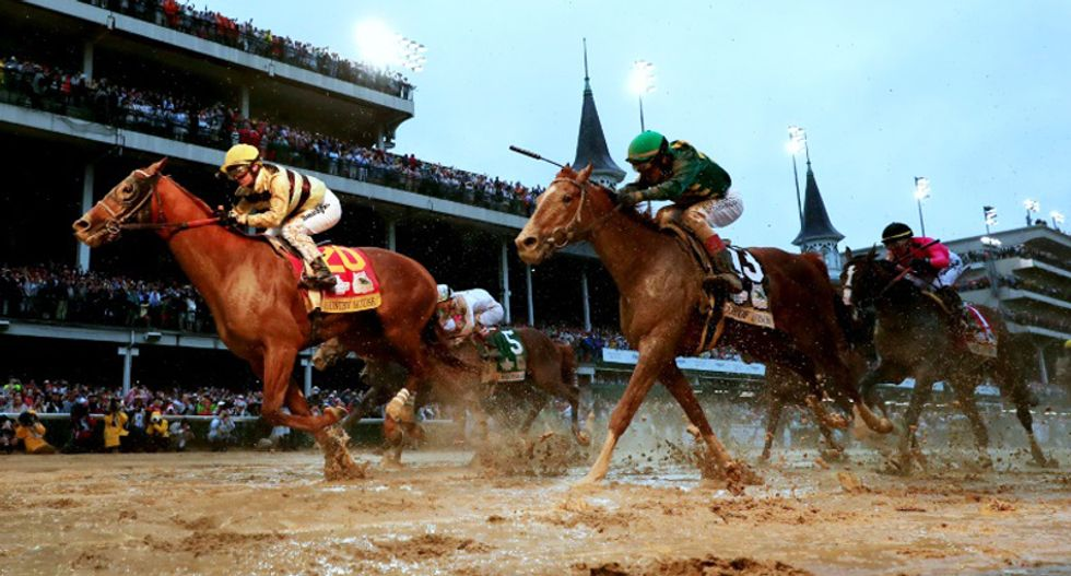 Country House wins Kentucky Derby as Maximum Security disqualified