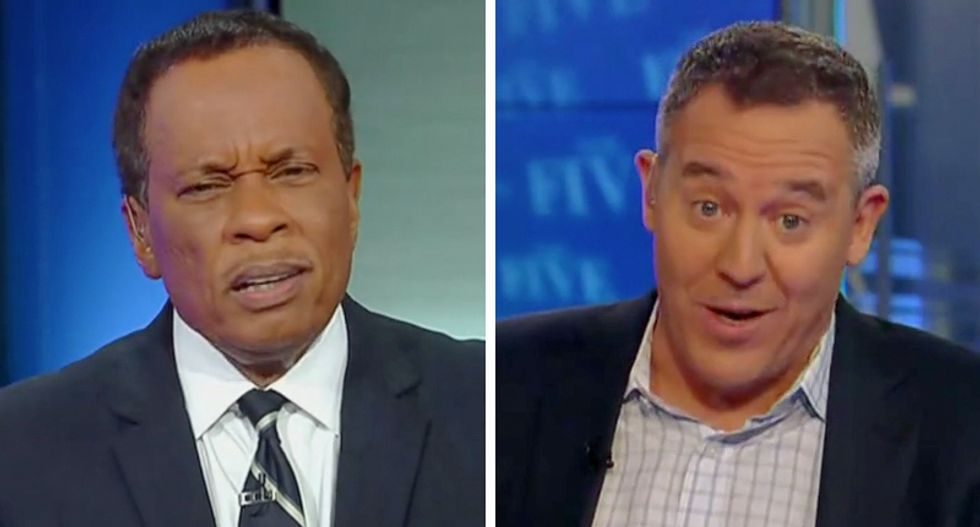 Fox News panel explodes into screaming after right-wingers ask Juan Williams for examples of right-wing violence