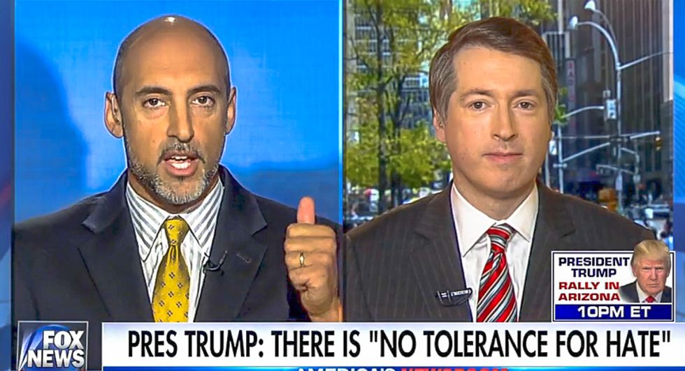 Fox pundit says Trump failed to redeem himself: 'It's impossible to be a good Jew and support Donald Trump'