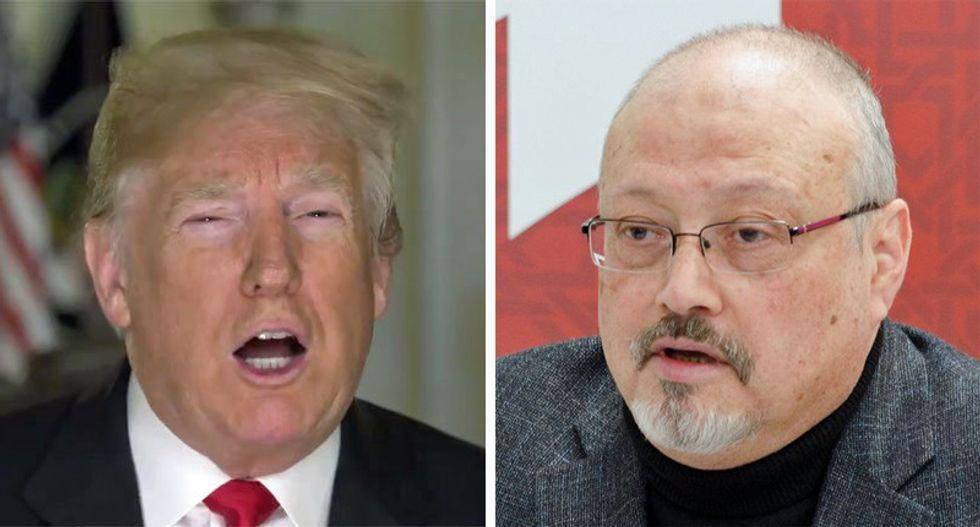 WATCH: Expert says Trump likely knew of Saudi plot to kill Washington Post journalist