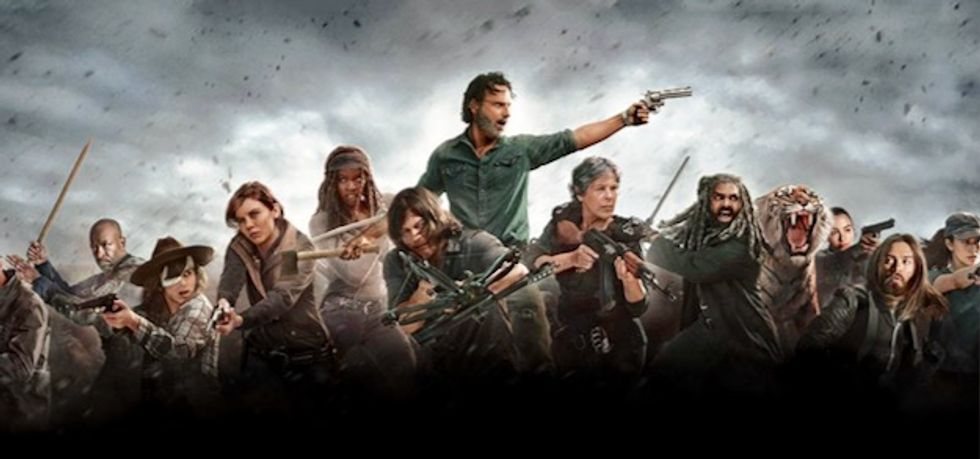 The Walking Dead: how apocalyptic dramas help us navigate turbulent times
