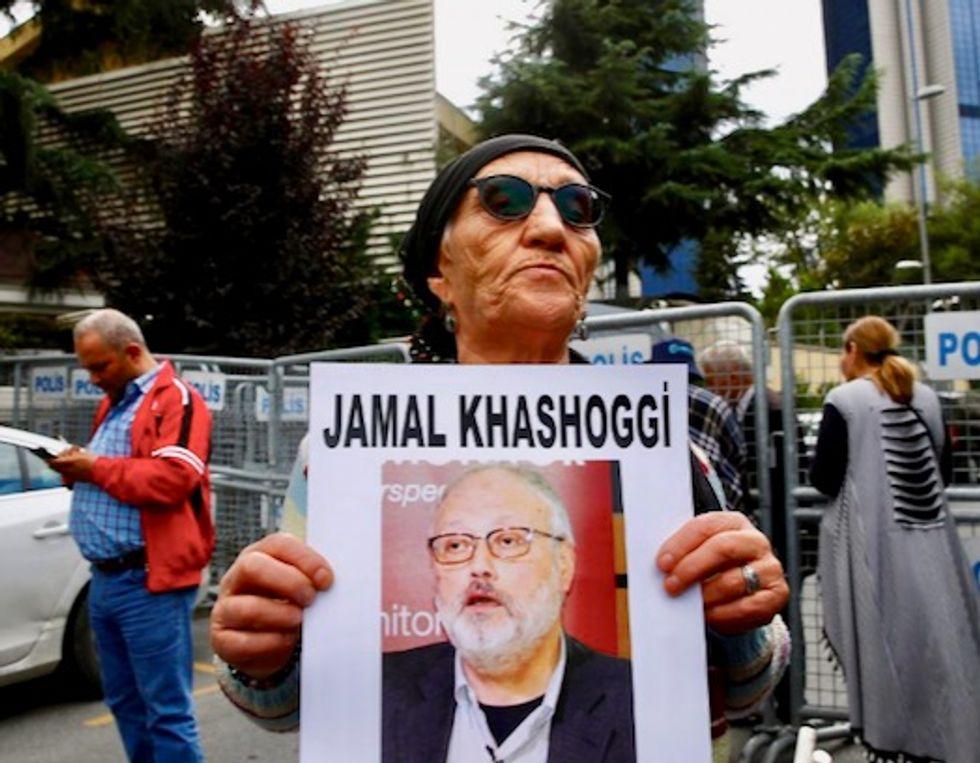 Turkey obtains recordings of Saudi journalist Jamal Khashoggi's purported killing: paper