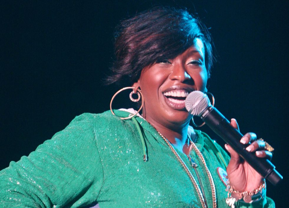 Missy Elliott has become the first female rapper inducted into Songwriters Hall of Fame