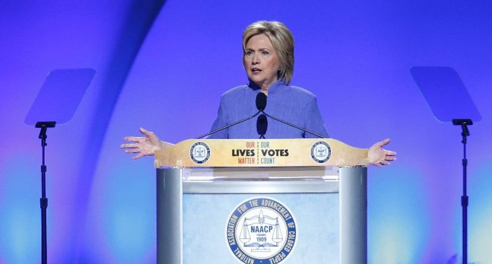 Hillary Clinton: Next president must hold police departments accountable