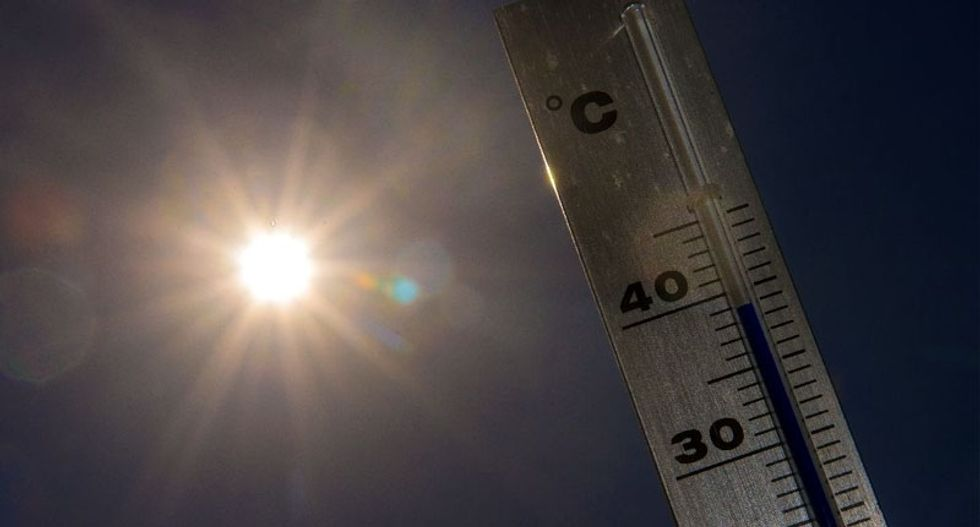 Scorching July is world's hottest month on record