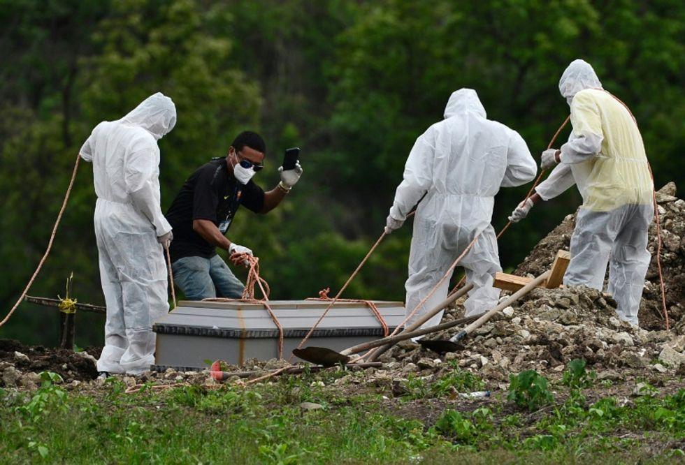 Surge in Latin America COVID-19 cases as global coronavirus toll pass 400,000