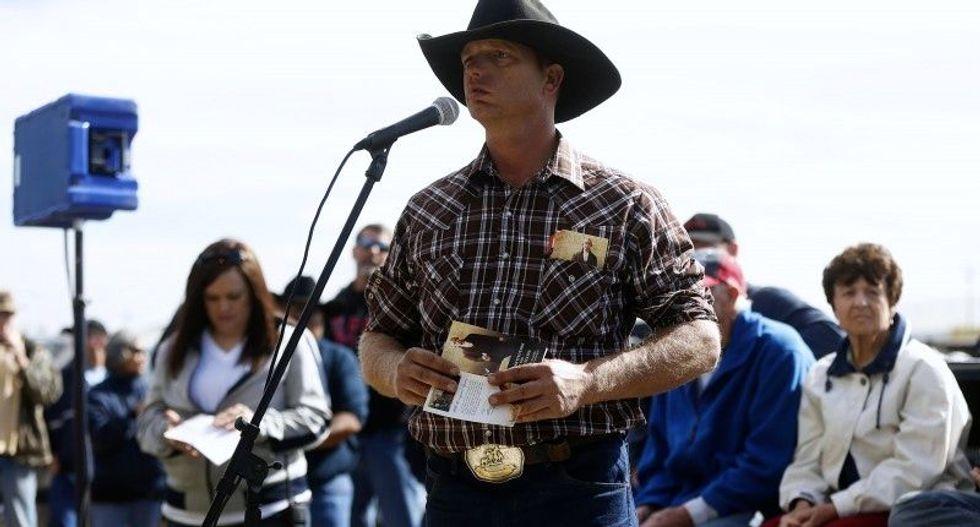 Oregon militia leader Ryan Bundy plotted jail break: Prosecutors