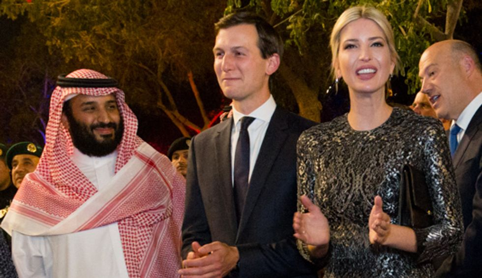 Investigative journalist explains why Jared Kushner and Saudi crown prince have such a tight bond