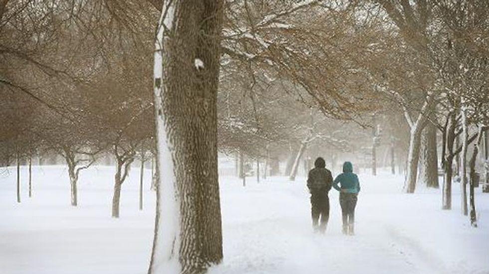 Return of the polar vortex? All 50 U.S. states feeling freezing temperatures