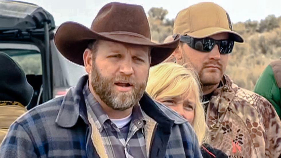 Friend and officials confirm Oregon militant Ammon Bundy's capture