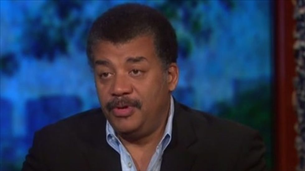 Neil deGrasse Tyson: GMO producers 'ought to be able to make as much money as they can'