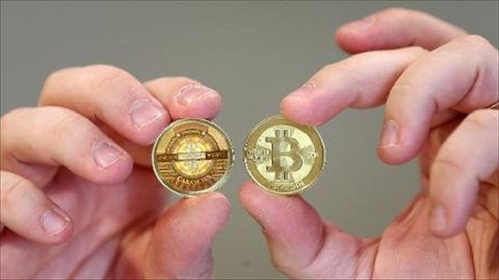 Bitcoin hits highest levels in almost three years