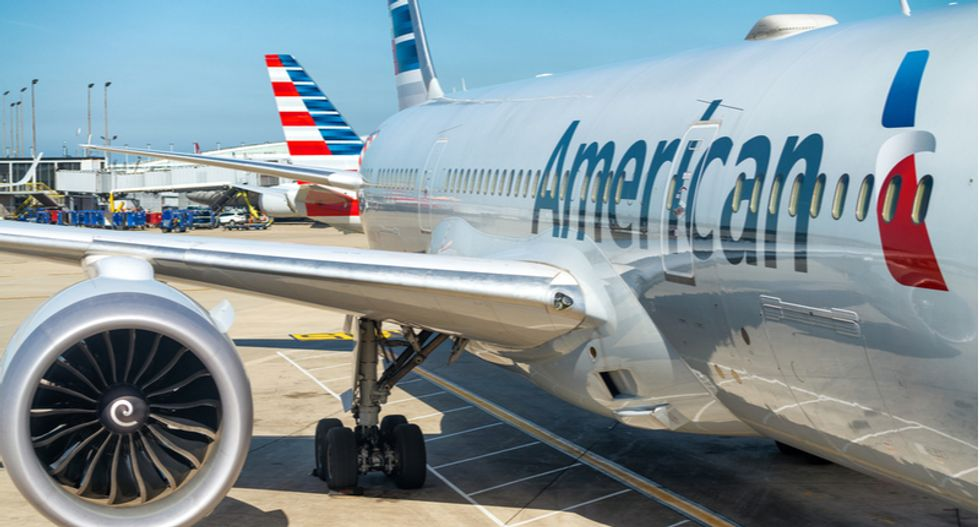 American Airlines ditches social distancing guidelines as coronavirus spikes to record levels in US: report