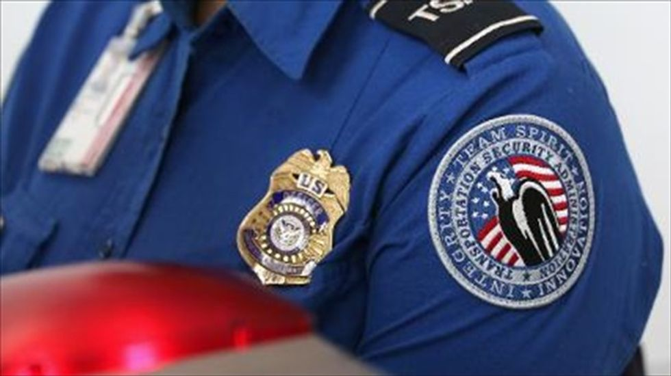 Ex-TSA officer accused of secretly recording female co-worker in restroom