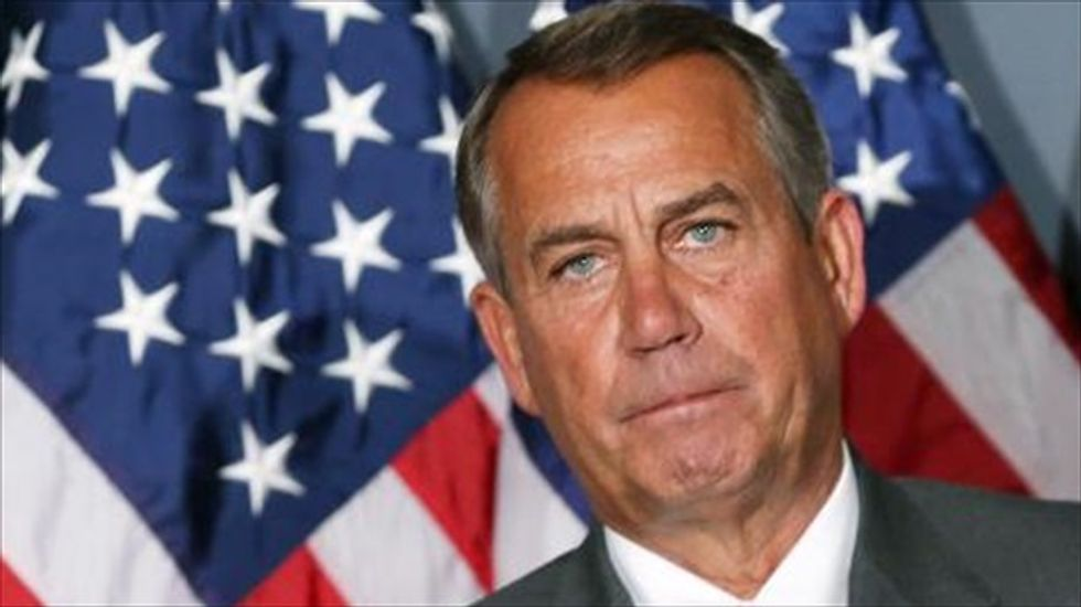 House Republicans threaten government shutdown to stop Obama on immigration