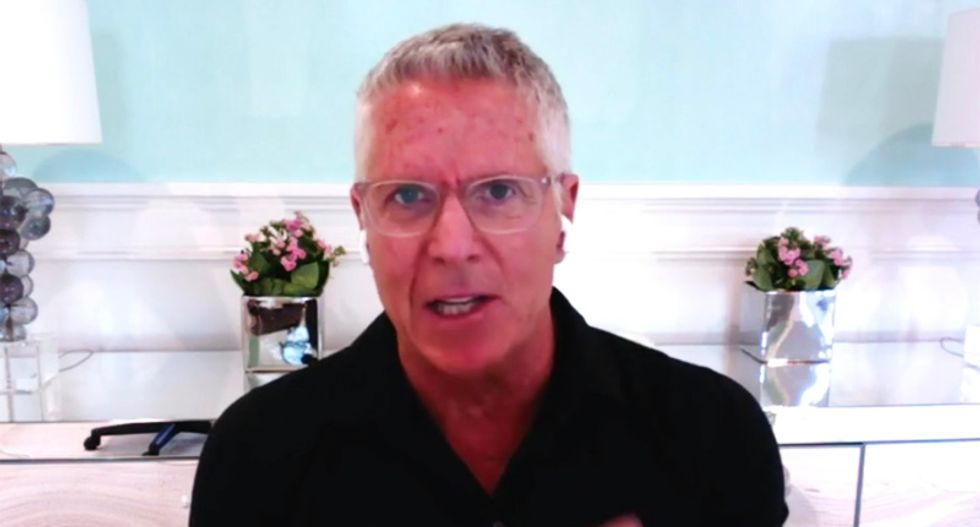 MSNBC's Donny Deutsch predicts Trump will drop out in the face of 'the biggest landslide defeat in US history'