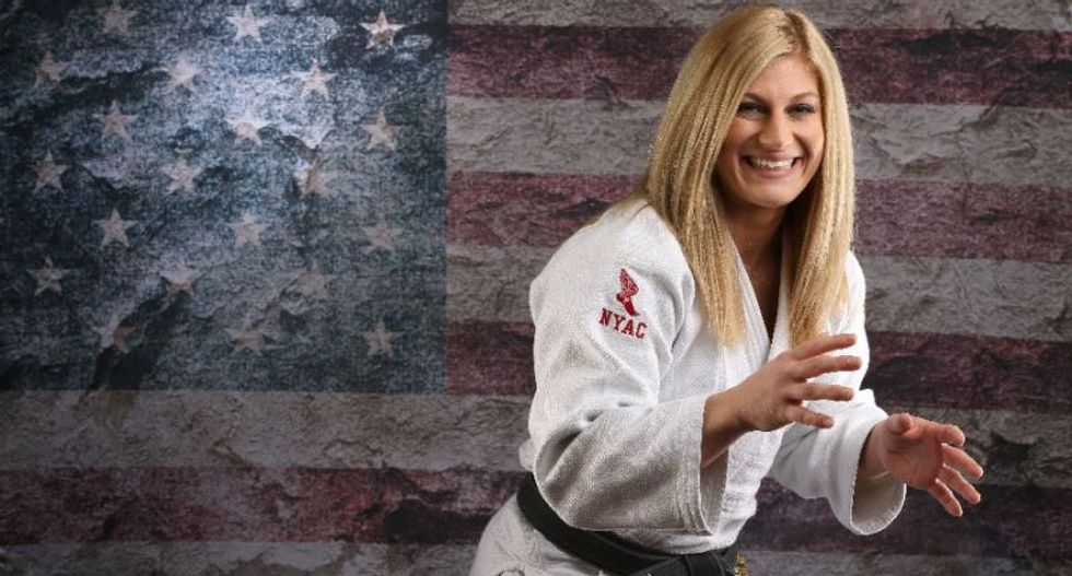 US judo star Kayla Harrison eyes more gold after enduring personal hell