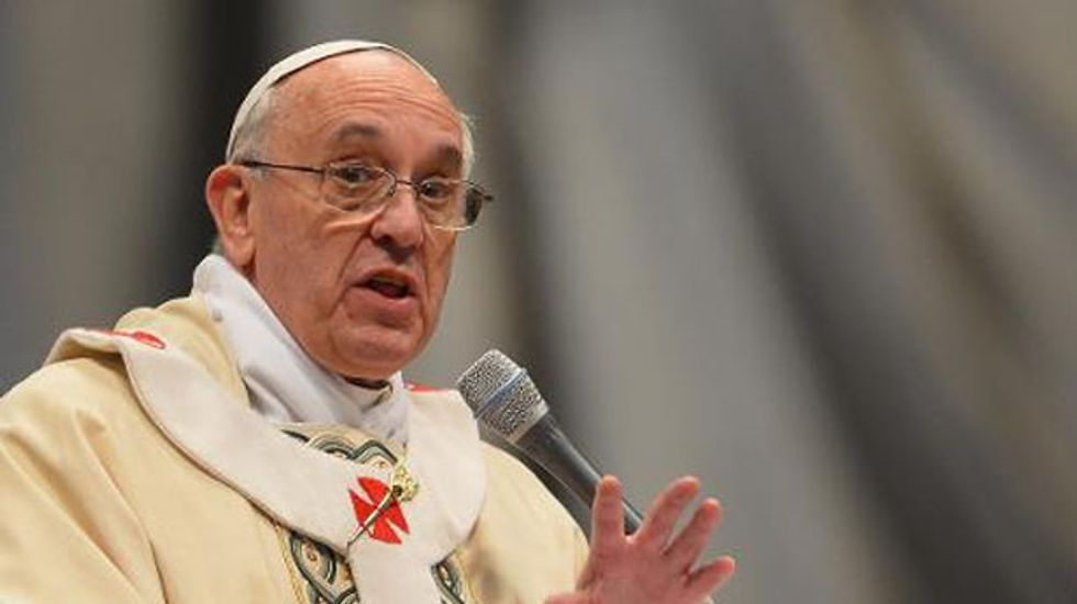 Pope Francis defends missionary Junipero Serra from accusations of brutality prior to canonization