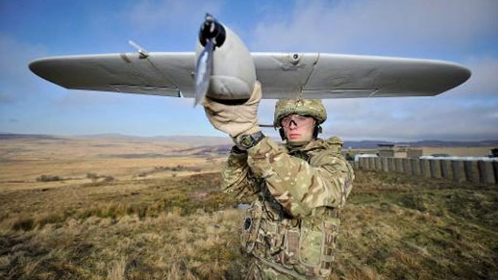 Air Force pushes pay raises and more training for 'worn out' drone pilots