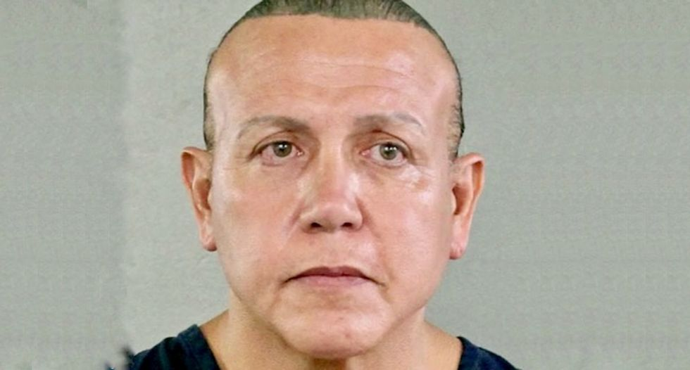 Homeless #MAGAbomber somehow managed to stash $7,000 worth of Trump gear in his van: police