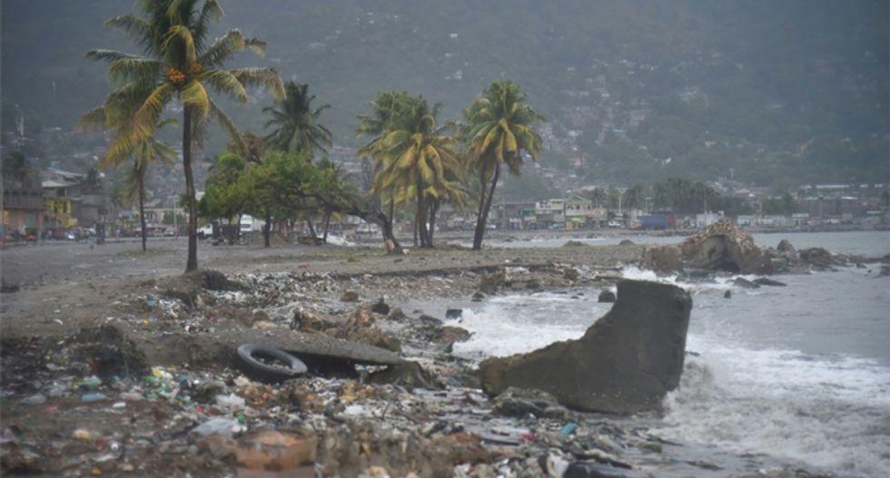 Floods, injuries as Hurricane Irma lashes Haiti
