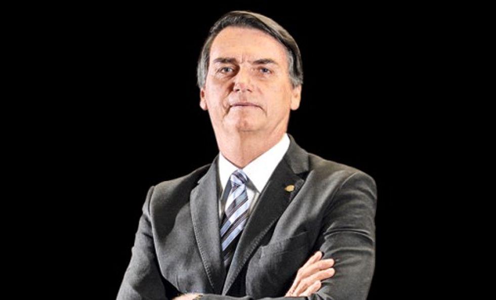 Brazil's Jair Bolsonaro targets 'lying' press, wants crusading judge as minister