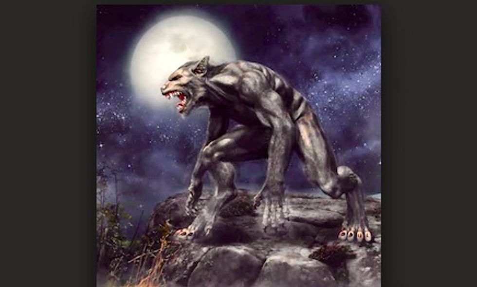 The ancient origins of werewolves