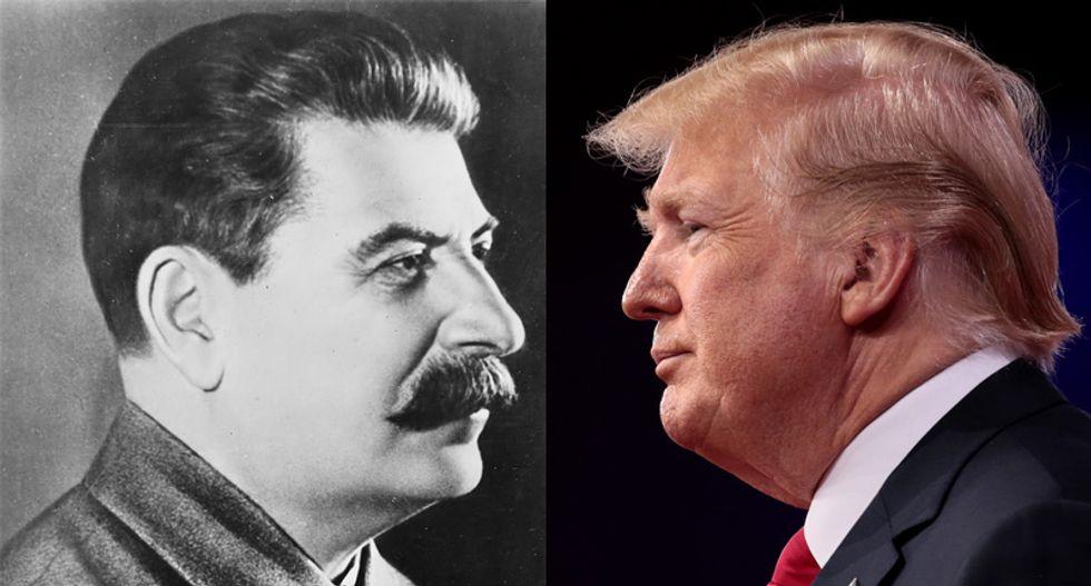 A historian reveals 6 disturbing parallels between Stalin and Trump