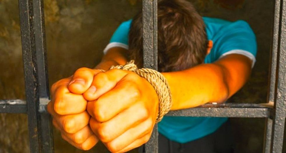 Goldman Sachs helped psychologically brutalize teen inmates with Scientology-based lessons