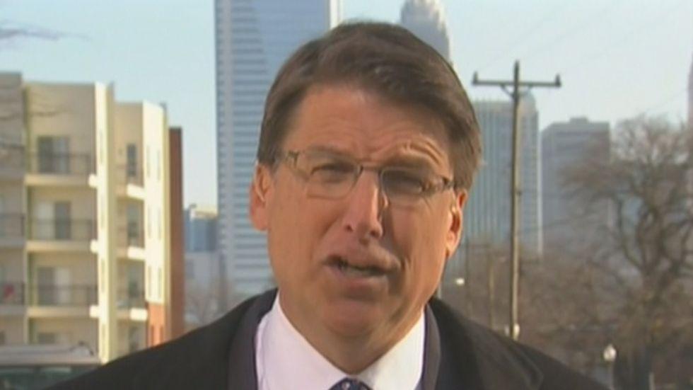 Voting should be as hard as making meth, says North Carolina Gov. Pat McCrory